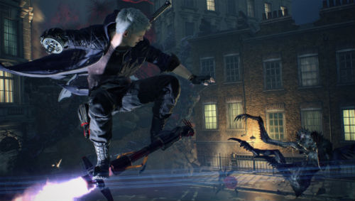 Devil May Cry 5, foto