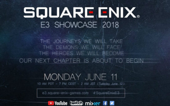 E3 2018 | Conferência da Square Enix