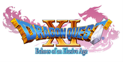 Dragon Quest XI - Echoes of an Elusive Age, logo