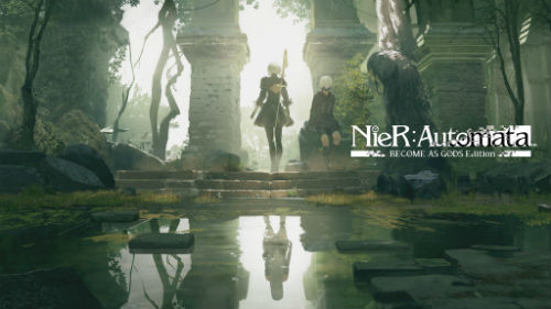 NieR:Automata - Become As Gods edition, foto