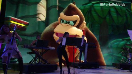 Donkey Kong dlc Mario Rabbids