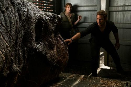 Jurassic World: Reino Ameaçado, foto