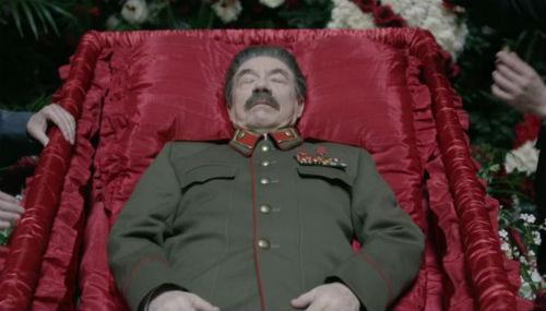 A Morte de Stalin, foto