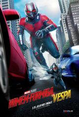 Homem-Formiga e a Vespa, cartaz