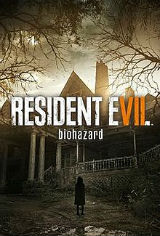 Resident Evil 7, cartaz