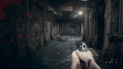 Resident Evil 7, imagem