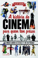 A História do Cinema Para Quem tem Pressa, capa