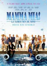 Mamma Mia! Lá vamos nós de novo, cartaz