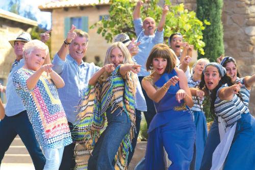 Mamma Mia! Lá vamos nós de novo, foto