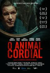 O Animal Cordial, cartaz