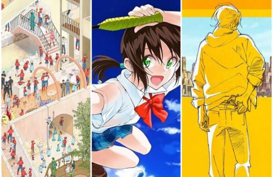Recomendações de Anime - Temporada Verão 2018
