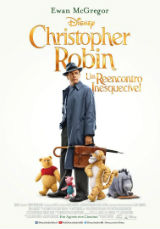 Christopher Robin, cartaz