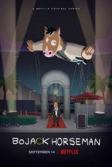 BoJack Horseman - 5ª Temporada, cartaz