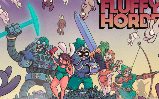 Fluffy Horde, híbrido de RTS e Tower Defense está chegando na Steam