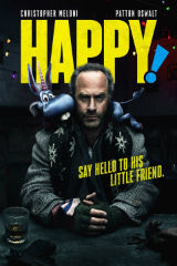 Happy!, cartaz