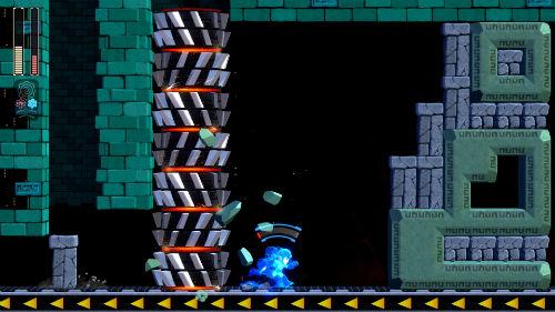 Mega Man 11, imagem