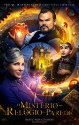 O Mistério do Relógio na Parede, cartaz