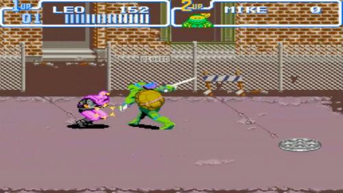 Teenage Mutant Ninja Turtles: Turtles in Time