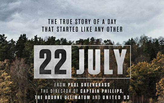Crítica | 22 de Julho (22 July)