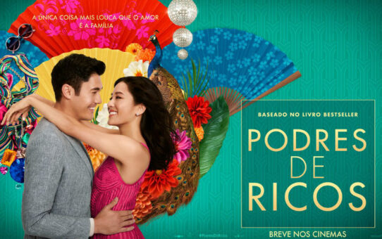 Crítica | Podres de Ricos (Crazy Rich Asians)