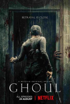 Ghoul, cartaz