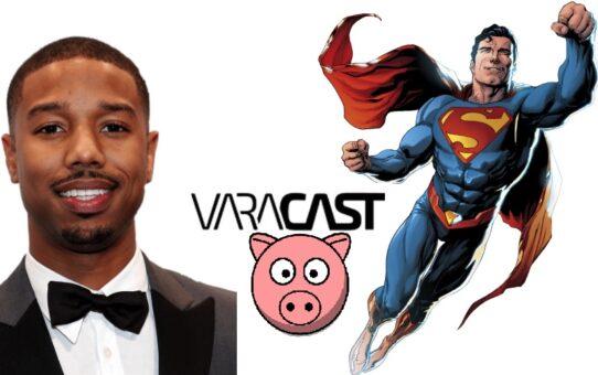 Varacast #32 - Superman Negro: Representatividade ou Tendência?