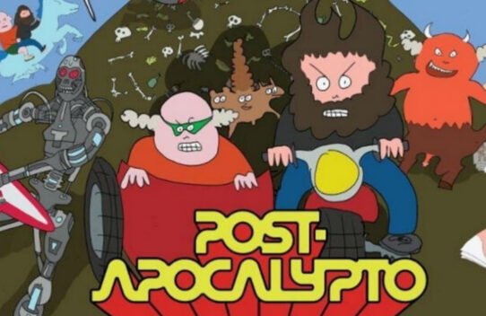 Review | Tenacious D: Post-Apocalypto