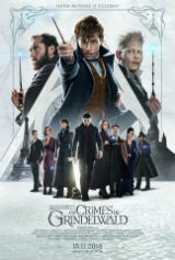 Os Crimes de Grindewald, cartaz