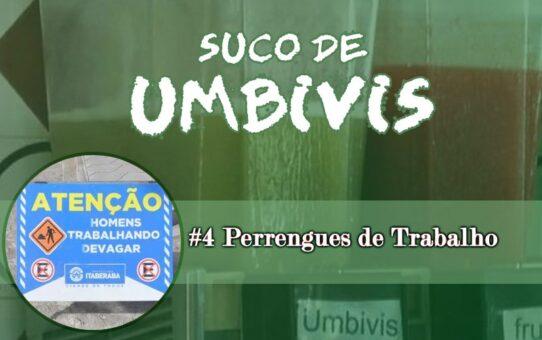 Suco de Umbivis 04 - Perrengues de Trabalho