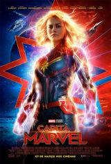 Capitã Marvel, cartaz