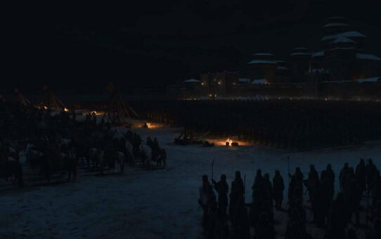 Crítica | Game of Thrones - 8x03: The Long Night