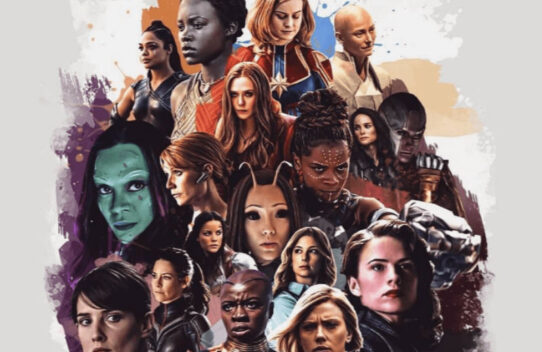 Girl power em Vingadores: Ultimato