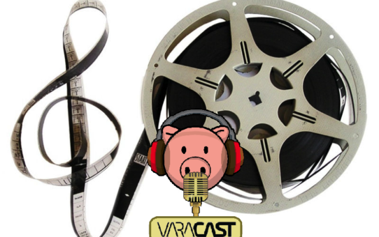 Varcast #44 - Entrevista Rafael Cavalcanti (trilha sonora de filmes)