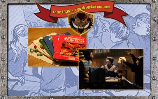 TdL #03 - O que é RPG e o que ele significa para você?