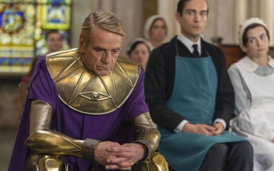 Review   Watchmen S01E07 - An Almost Religious Awe