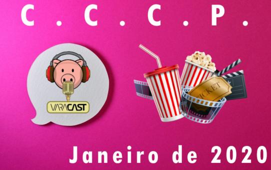 Varacast #51 - Clube de Cinema e Cultura da POCILGA: Janeiro de 2020