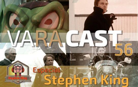 Varacast #56 | Especial Stephen King