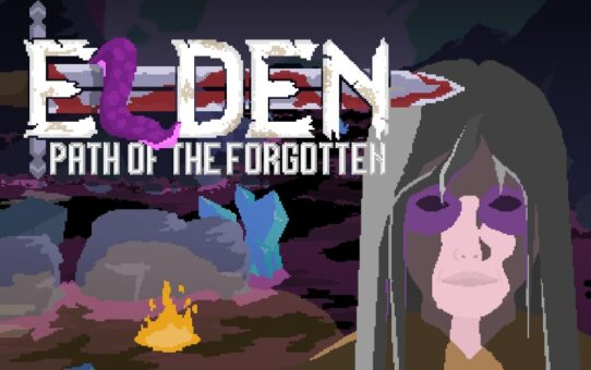 Conheça o game indie Elden: Path of the Forgotten