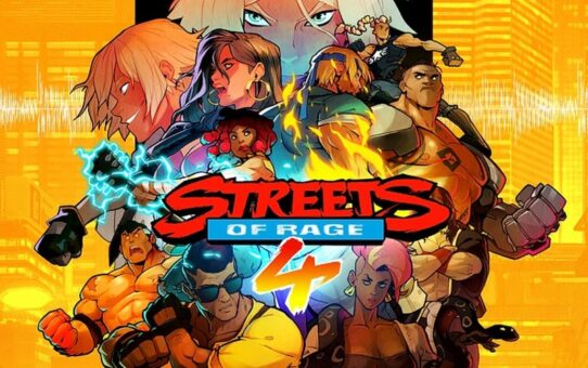 Review | Streets of Rage 4