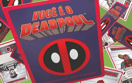 Review HQ | Você é o Deadpool